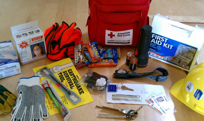 Ways to be prepared for disasters and emergencies