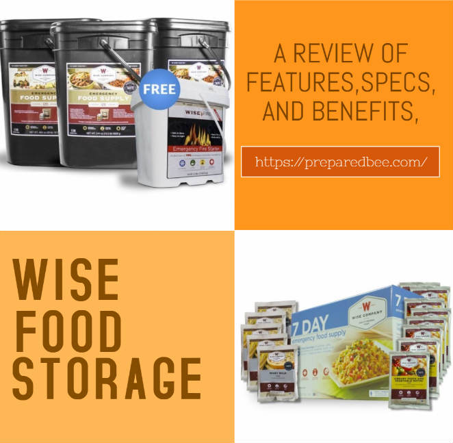 Wise Food Storage Product Review