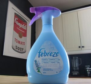 DIY Homemade Febreze With Essential